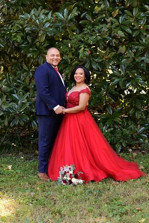 Dannisha and Anthony Wedding 2