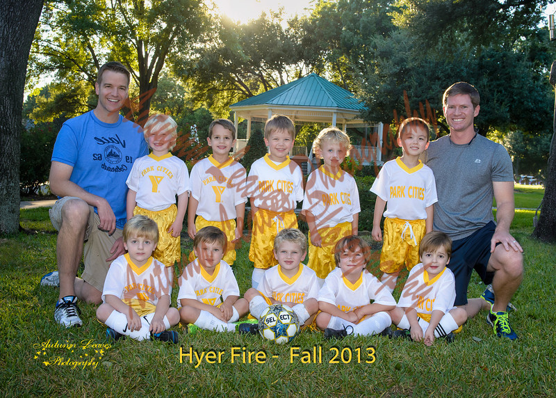 Hyer Fire Pre KB - Fall 2013