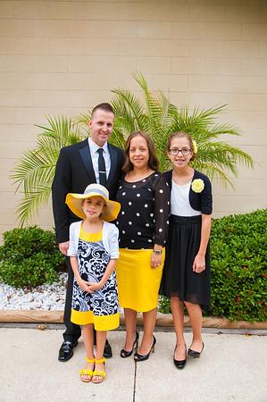 Pentecostal Church Easter 2014