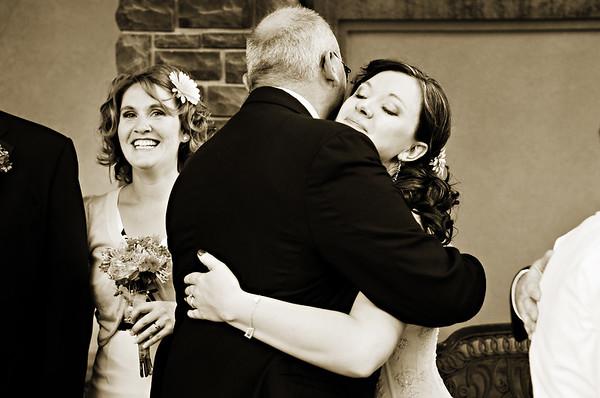 brittnie and dan wedding