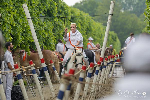 2021-07-03 Ringrijden in Wemeldinge