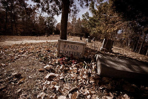 Kasey Cemetery a.k.a. Hell's Gate