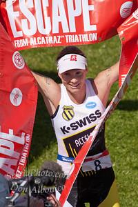 2010 ESCAPE From Alcatraz Triathlon