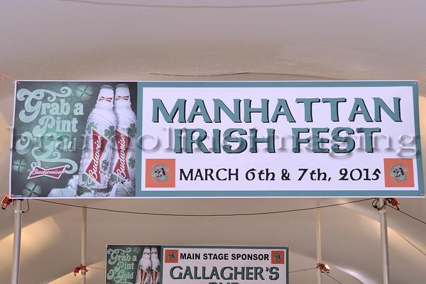 Manhattan Irish Fest XXI: The People