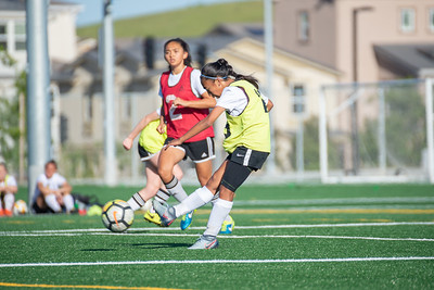 180509 Norcal PDP 03/04 Girls North vs South