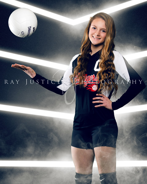 Lenore Rangers Volleyball