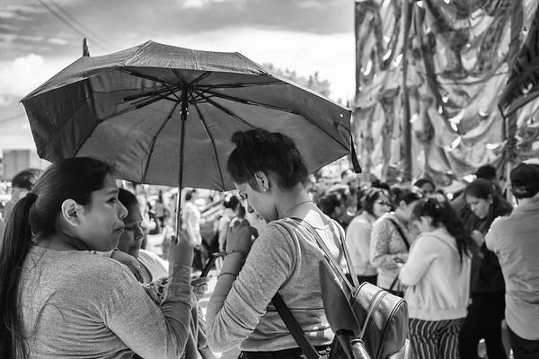 Migrar no es delito, es un derecho humano, Buenos Aires