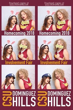 2018 CSUDH Involvement Fair