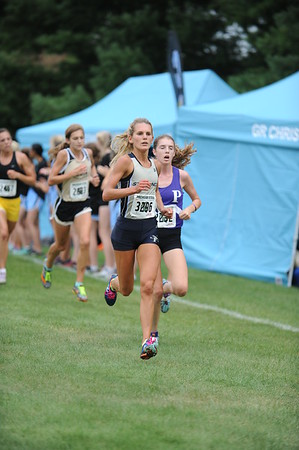Girl's ELITE Mid Race - 2015 Spartan Invite