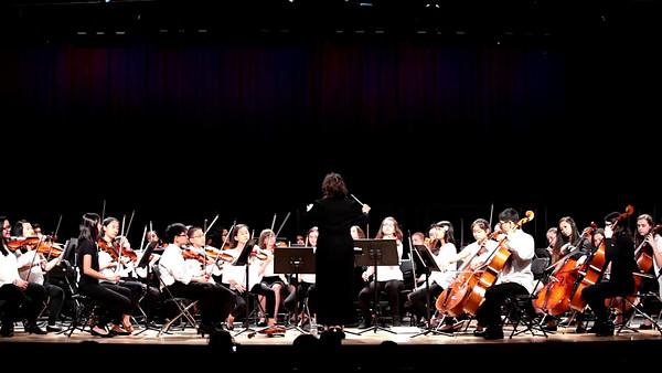 P.V.H.S. Friendship Concert 5.16.15