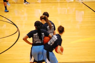 Basketball girls 2015