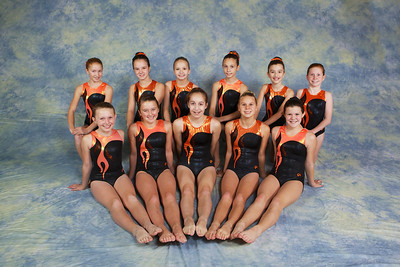 Xcel - Gold Team Pictures