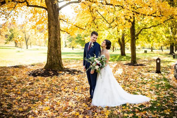 Stephanie + Daniel: Wedding