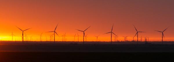 Texas Panhandle, Part 2 - Windmills