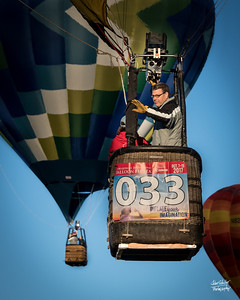 Albuquerque Balloon Fiesta - October 2017
