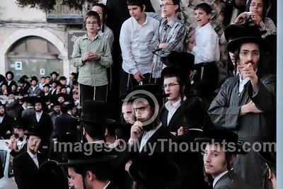 20170629 Ultra Orthodox Protest Sabbath Desecration