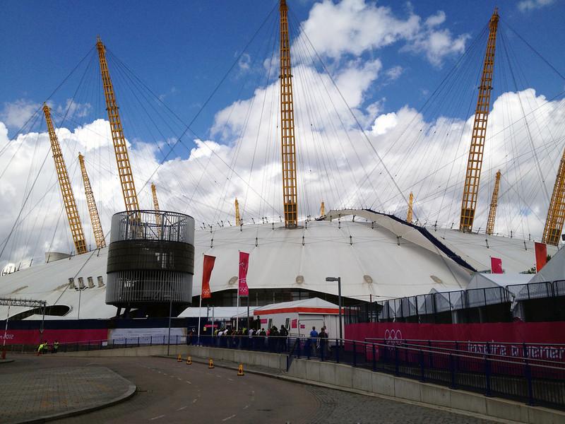 North Greenwich Arena/O2