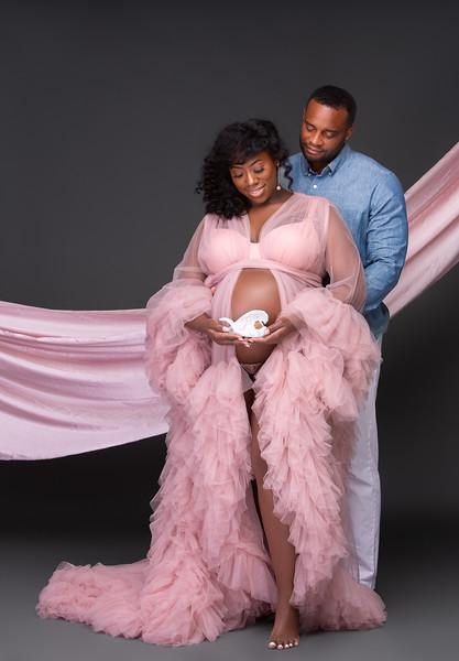 Krystle & Will Maternity