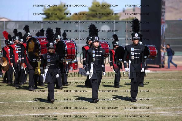Las Vegas High School Wildcat Marching Band