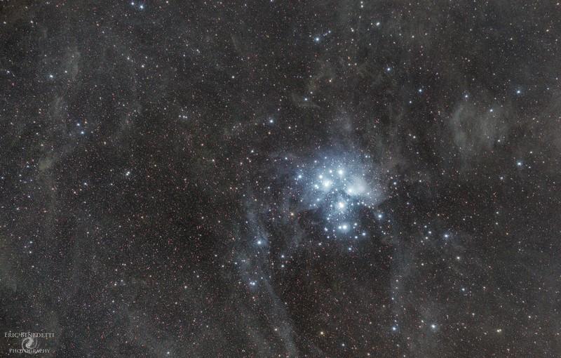 Pleiades Dust