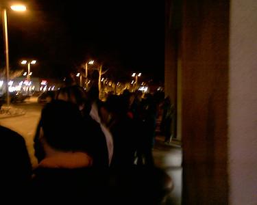 Super Smash Brothers: Brawl Midnight Launch