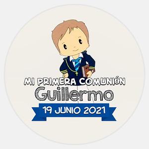 Comunión Guillermo