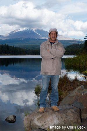 Nelson Santana Discovers Mt. Hood