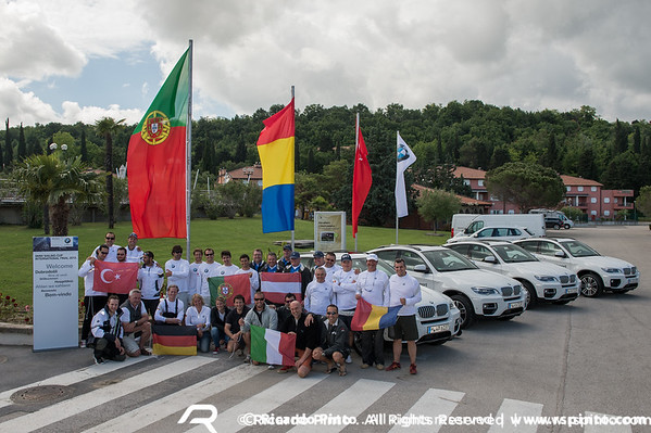 BMW Sailing Cup International Final 2013