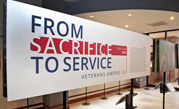 Morley Company Honors Veterans
