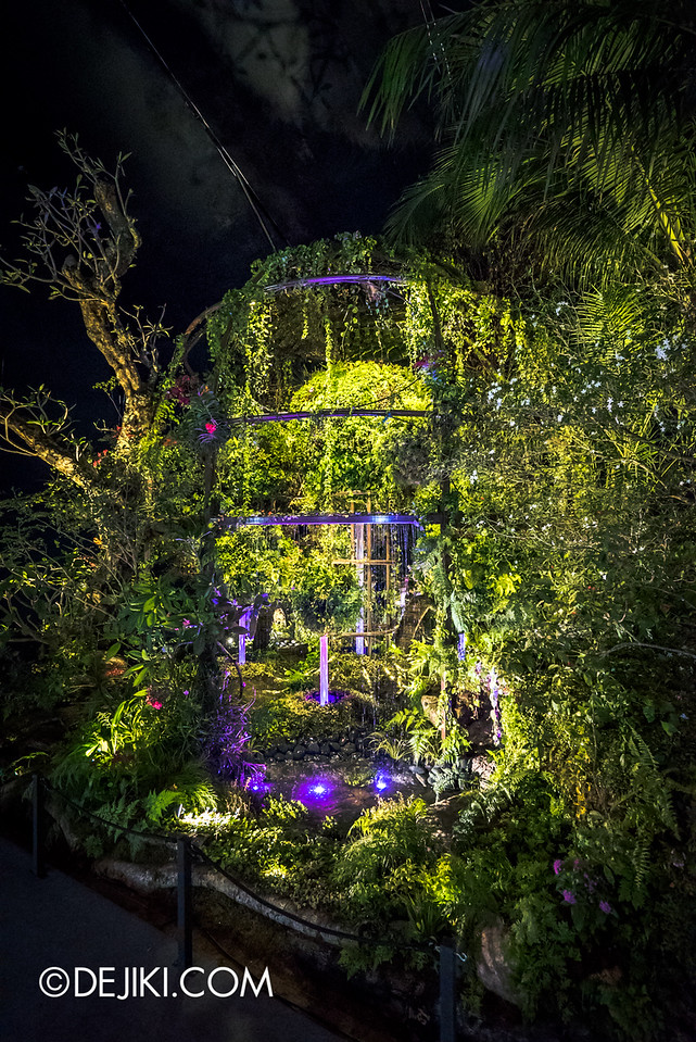 Singapore Garden Festival 2016 - Fantasy Garden - Power of the Earth