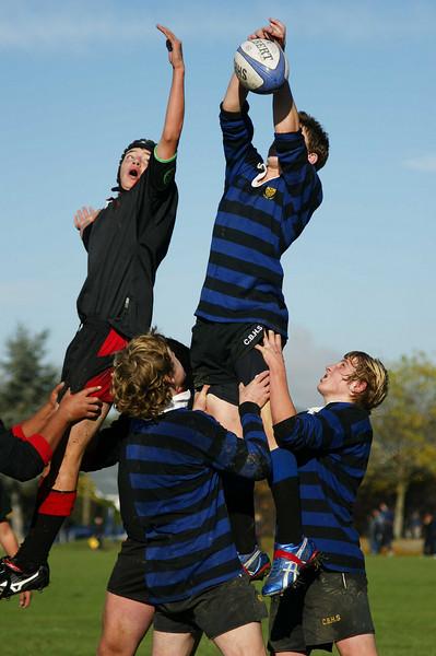 Christchurch Boys High School U14A & U15B 2008