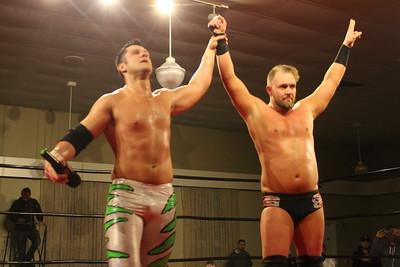 Chaotic Wrestling November 4, 2016