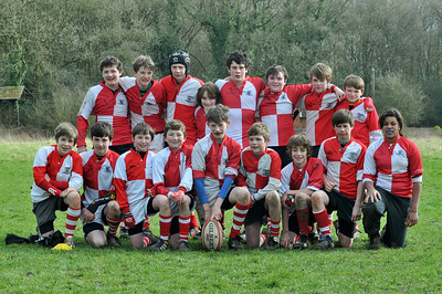6th March - Clav u13 v Stratford upon Avon