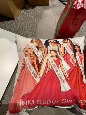 UNM National Miss 2020 Reign
