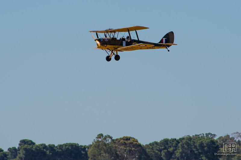DH-82 Tiger Moth