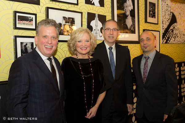 "Christine Ebersole & Billy Stritch ""Snowfall"" + Cast Party 12/19/17"