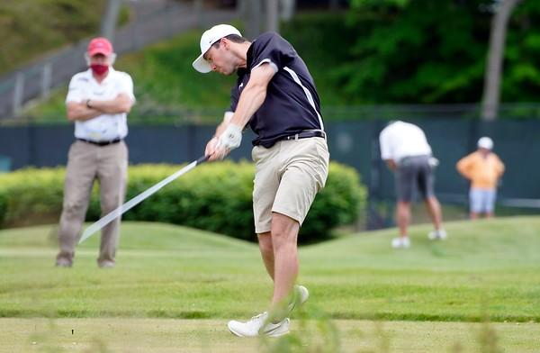 Massachusetts Amateur golf qualifier at Stockbridge - 061520