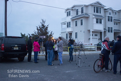 04-18-2014, Multi Alarm Dwelling, Sea Isle City, Cape May County, 7805 Pleasure Ave.
