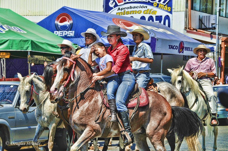 On The Road: Caballeros Parade