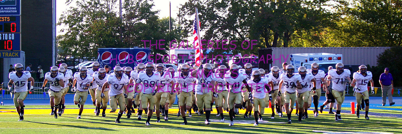 2012 LORAS COLLEGE FOOTBALL @ AGUSTANA COLLEGE