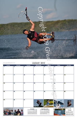 2010 Foil Calendar - Order at www.greatlakes-photo.com
