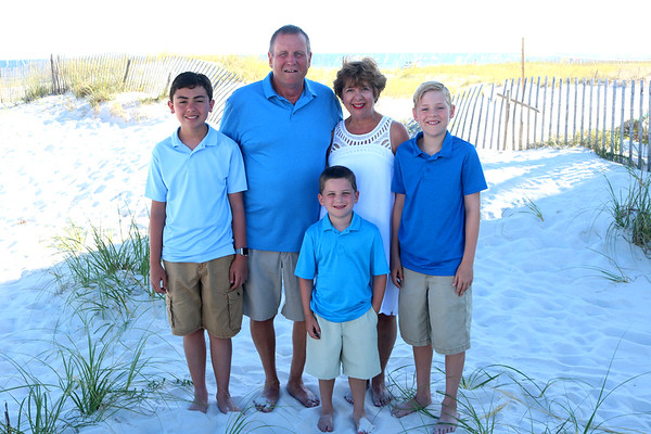 Sue-Alt Family Gulf Shores 2017