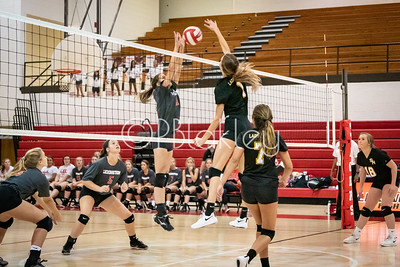 LHS & SHHS Volleyball (8-19-2019)