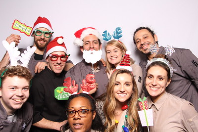 Team Cam Annual Holiday Party 12.21.18