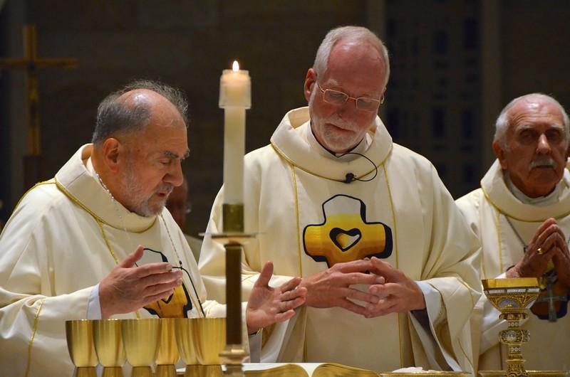 Fr. Tony, Fr. Ed