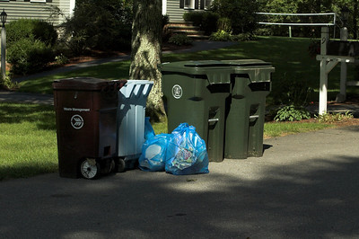 Automated Trash to Friendly in Londonderry