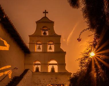 Mission Basilica San Diego - Jan 17, 2020