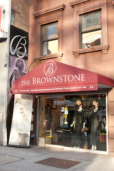 At the Brownstone