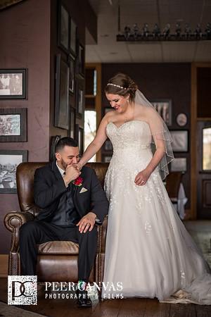 Ironworks Hotel Wedding | Amber + Jesus