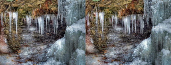 Ice in the Valley